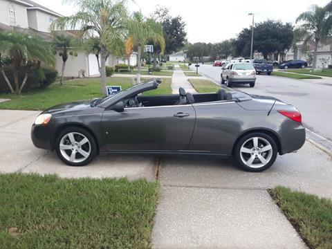 2007 Pontiac G6 for sale in New Port Richey, FL