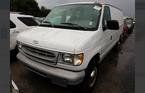 2000 Ford E-250 for sale in New Port Richey, FL