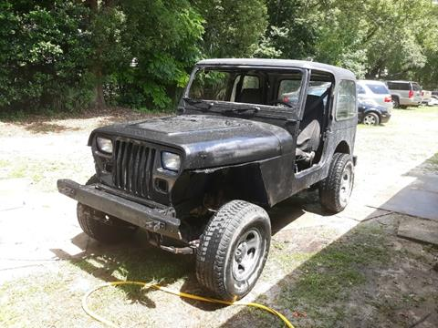 1994 Jeep Wrangler for sale in New Port Richey, FL