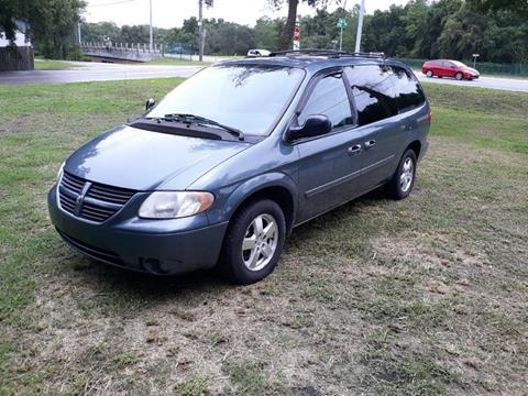 2007 Dodge Grand Caravan for sale in New Port Richey, FL
