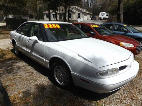 1999 Oldsmobile Eighty-Eight for sale in New Port Richey, FL