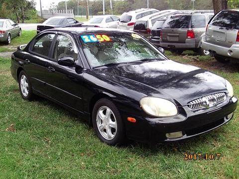 1999 Hyundai Sonata for sale in New Port Richey, FL