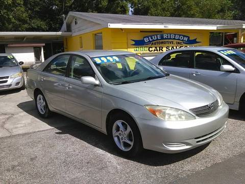 2003 Toyota Camry for sale in New Port Richey, FL
