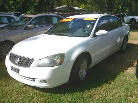 2005 Nissan Altima for sale in New Port Richey, FL