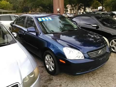 2008 Kia Optima for sale in New Port Richey, FL
