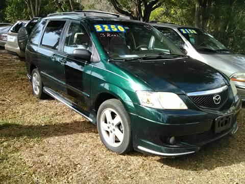 2003 Mazda MPV for sale in New Port Richey, FL