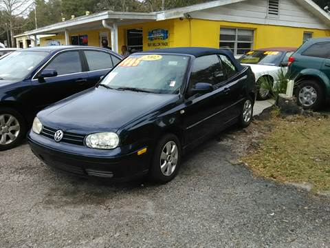 2002 Volkswagen Cabrio for sale in New Port Richey, FL
