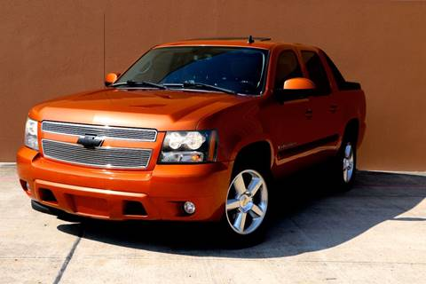 2007 Chevrolet Avalanche for sale in Sugarland, TX