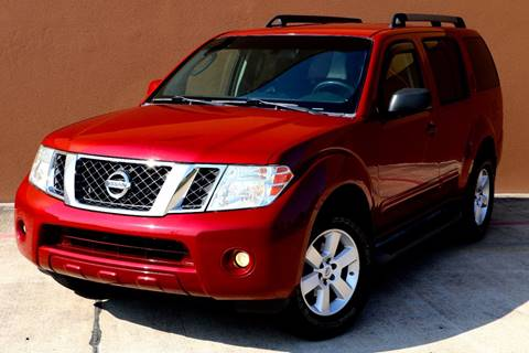 2010 Nissan Pathfinder for sale in Sugarland, TX