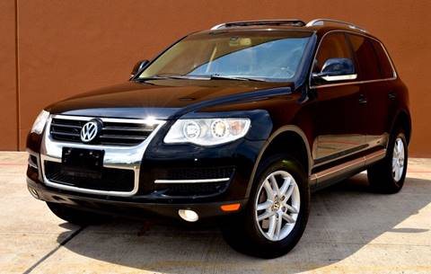 2008 Volkswagen Touareg 2 for sale in Sugarland, TX