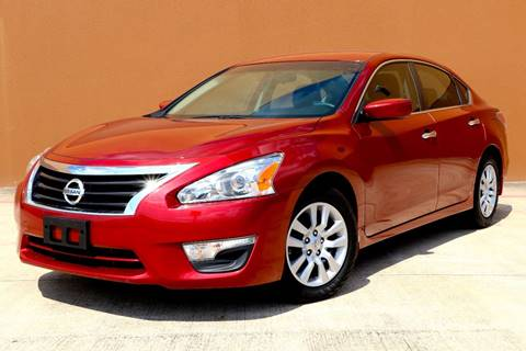 2015 Nissan Altima for sale in Sugarland, TX