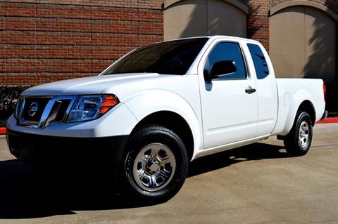 2012 Nissan Frontier for sale in Houston, TX