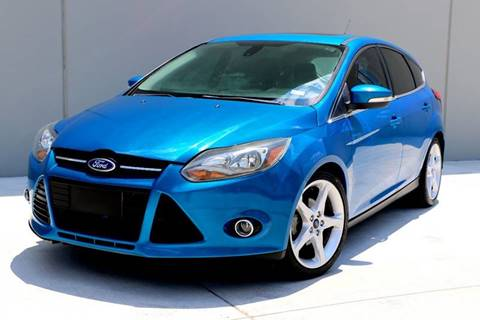 2012 Ford Focus for sale in Sugarland, TX