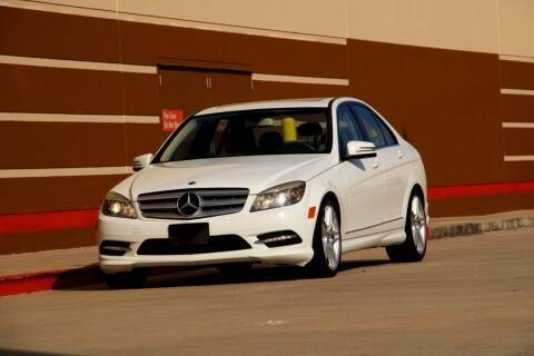 2011 Mercedes-Benz C-Class for sale in Houston, TX