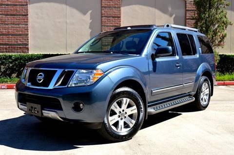 2008 Nissan Pathfinder for sale in Richmond, TX