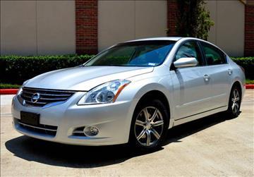 2011 Nissan Altima for sale in Richmond, TX