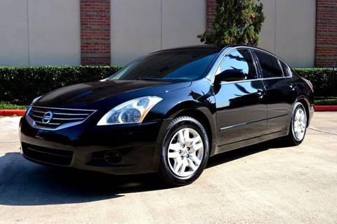 2010 Nissan Altima for sale in Richmond, TX