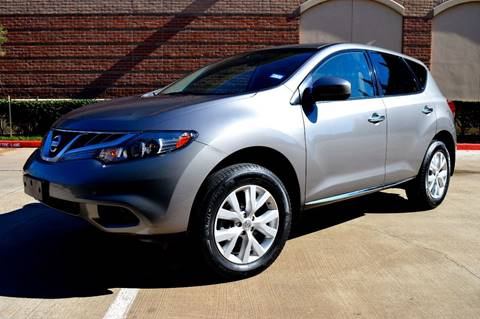 2011 Nissan Murano for sale in Richmond, TX