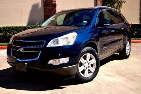 2009 Chevrolet Traverse for sale in Houston, TX