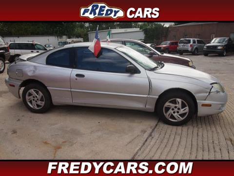 2004 Pontiac Sunfire for sale in Houston, TX