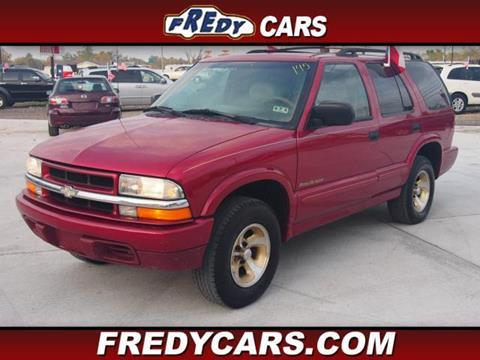 2000 Chevrolet Blazer for sale in Houston, TX