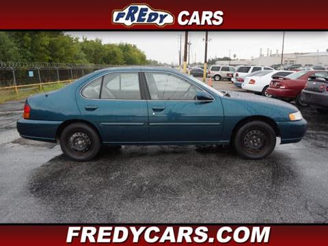 1998 Nissan Altima for sale in Houston, TX