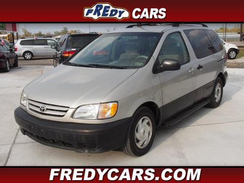 2003 Toyota Sienna for sale in Houston, TX