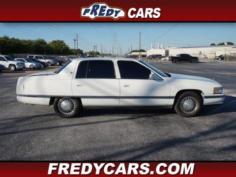 1994 Cadillac DeVille for sale in Houston, TX