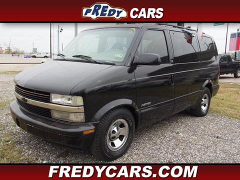 1999 Chevrolet Astro for sale in Houston, TX