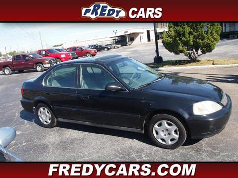 1999 Honda Civic for sale in Houston, TX