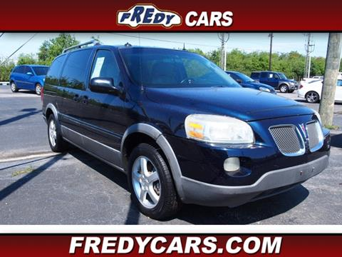 2005 Pontiac Montana SV6 for sale in Houston, TX