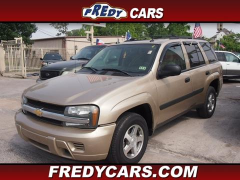 2005 Chevrolet TrailBlazer for sale in Houston, TX