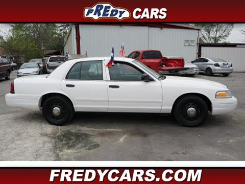 ford crown victoria for sale in houston tx. Black Bedroom Furniture Sets. Home Design Ideas