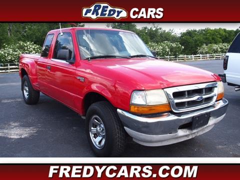 2000 Ford Ranger for sale in Houston, TX