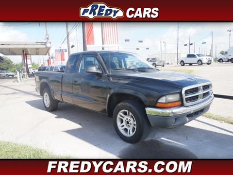 2002 Dodge Dakota for sale in Houston, TX