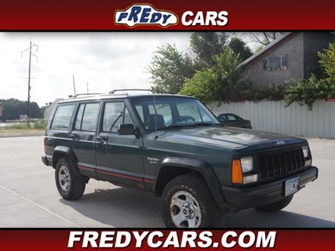 1993 Jeep Cherokee for sale in Houston, TX