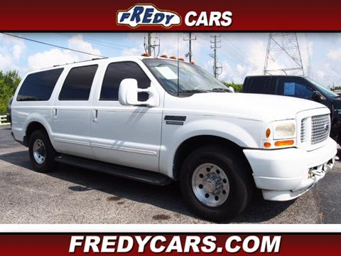 2000 Ford Excursion for sale in Houston, TX