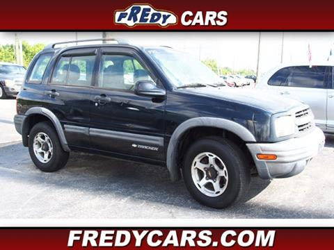 2001 Chevrolet Tracker for sale in Houston, TX