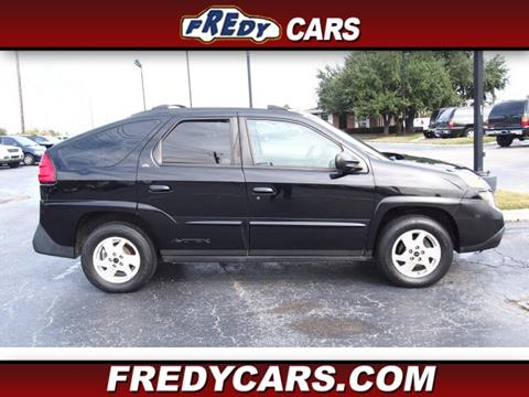 2002 Pontiac Aztek for sale in Houston, TX