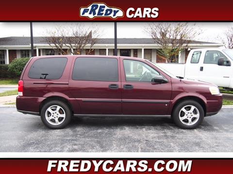 2008 Chevrolet Uplander for sale in Houston, TX