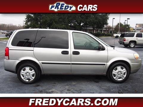 2006 Chevrolet Uplander for sale in Houston, TX