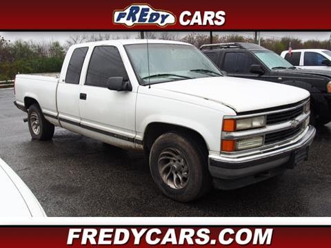 1998 Chevrolet C/K 2500 Series for sale in Houston, TX