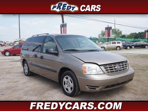 2005 Ford Freestar for sale in Houston, TX