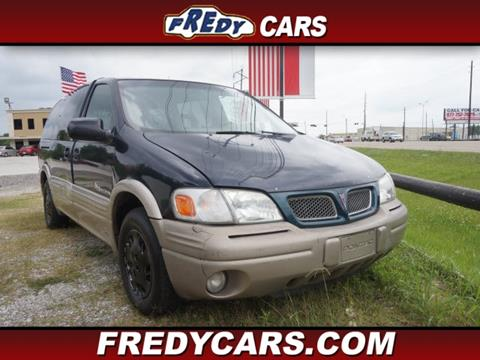 1999 Pontiac Montana for sale in Houston, TX