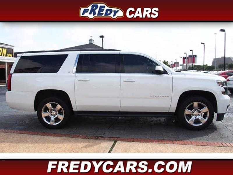 2015 chevrolet suburban lt 1500 in houston tx fredy cars for less. Black Bedroom Furniture Sets. Home Design Ideas