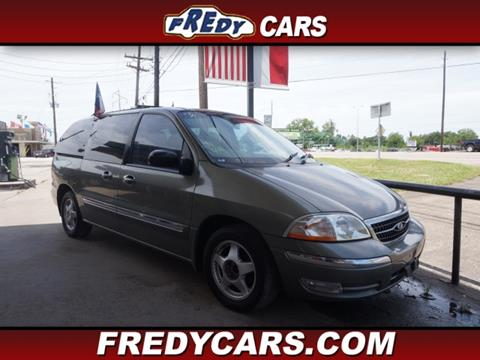 1999 Ford Windstar for sale in Houston, TX