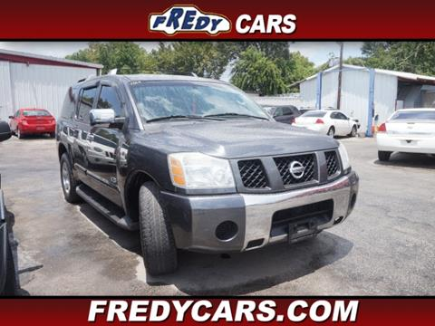 2006 nissan armada for sale in texas for Action motors killeen tx