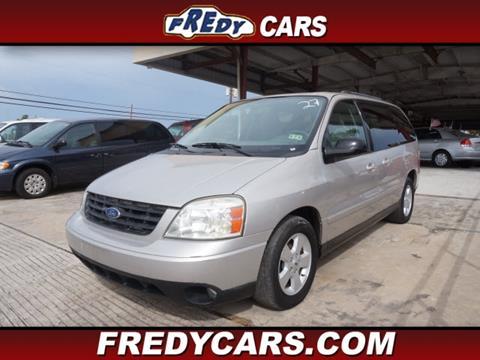 2004 Ford Freestar for sale in Houston, TX