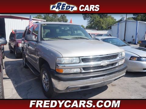 2004 Chevrolet Tahoe for sale in Houston, TX