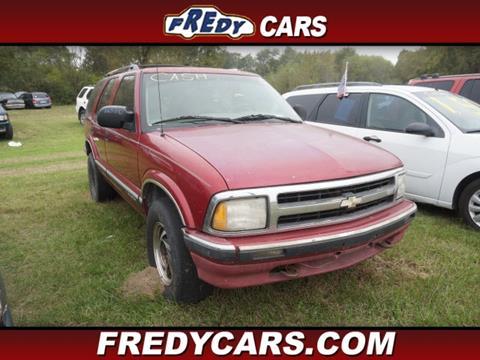 1995 Chevrolet Blazer for sale in Houston, TX
